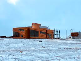 Alice On The Roof Mystery Light Canadas New Arctic Research Facility Remains Mysterious To