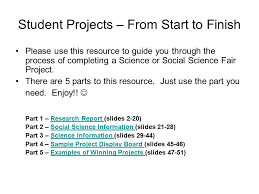 Science Projects Reports Sample - Boat.jeremyeaton.co