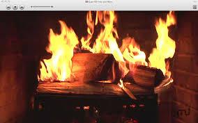 screenshot 1 for gaze hd fireplaceore
