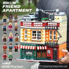 4 638pcs friends apartment i us tv show