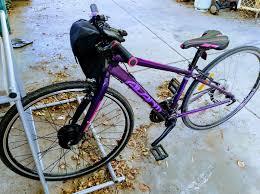 installing the arc feather 250w diy electric bike kit