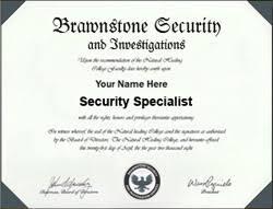 Companies - Guard Guards Security Certificates