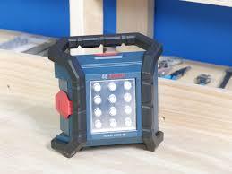 Bosch 18v Light Bosch Cordless Flood Light Review Tools In Action Power