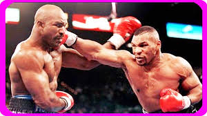 MIKE TYSON vs EVANDER HOLYFIELD FULL FIGHT HD 1996 | Mike tyson, Mike tyson  boxing, Evander