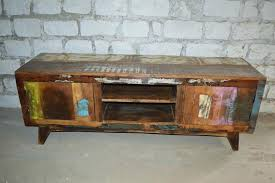 Barn  Distressed Tv Stand T42