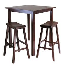 com winsome s parkland 3 piece square high pub table set throughout top plan 4