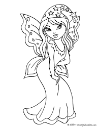 Coloriage D Une Fee Kawaii Angels Arch Angels Diobolitas Dark Coloriages Fees Fr Hellokids Com