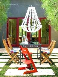 outdoor g solar chandelier surprise chandeliers countryside inspiration rustic home interior hanging decorating tree with