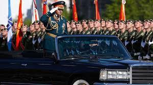 Шойгу рассказал о подготовке парада Победы на Красной ...
