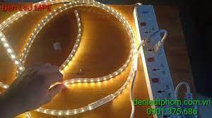 Hướng dẫn cách nối đèn Led dây dễ dàng | Đèn Led dây MPE Tphcm - Đại