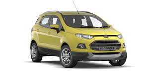 Ford EcoSport - Small SUV Crossover | Ford UK