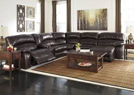 Furniture Depot Schererville IN Damacio Dark Brown Reclining