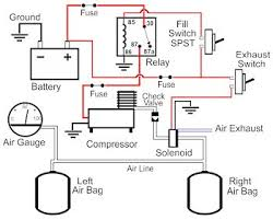 airbag suspension wiring diagram wiring diagram and hernes airbag suspension wiring diagram schematics and diagrams