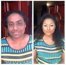 makeup sorcery shocking before after photos tgcaptions org