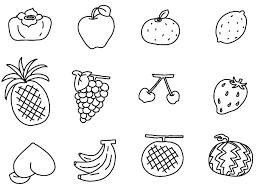 利用自由保育園幼稚園の個人マークイラストシール48種動物果物