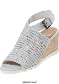 comfortably eileen fisher espadrilles white heels womens aura wedge fabric contemporary