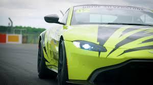 Aston Martin Driving Experiences Silverstone