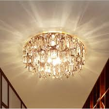 modern small crystal living room corridor ceiling cheap ceiling lighting