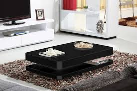 captivating gloss coffee table 28 black with drawers new for ikea white