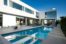 cool bedrooms with pools. Contemporary Californian Residence Exudes Breezy Mediterranean Cool Bedrooms With Pools N