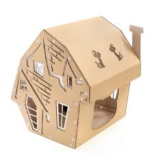 Cat House Halloween Cardboard Cat House Focus Pawcus Brought To You