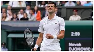 Tennis: Djokovic hits 100 wins on grass ...