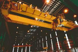 overhead crane warning devices