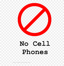 No Cell Phone Sign Printable No Smoking In This Area Sign Free Printable Clipart