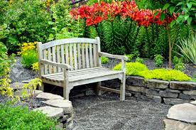 interior flower garden bench cast iron dimensions benches wooden plans ideas stone or concrete height bq