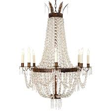 french empire crystal chandelier chandeliers lighting also beautiful french empire crystal and bronze chandelier for