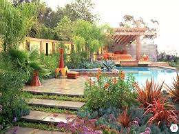 patio landscaping ideas around your new