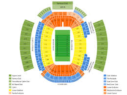 Chicago Bears Seating Chart Chicago Bears At Buffalo Bills Live At New Era Field