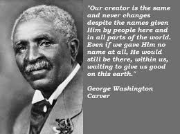 Quotes About George Washington Mesmerizing 48 George Washington Carver Quotes Education Is The Key To Unlock