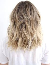 Medium Length Wavy Hairstyles 5 Awesome Medium To Long Wavy Brown Blonde Hair Beachy Waves Honey Blonde