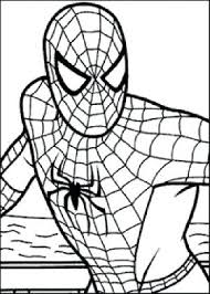 Free Coloring Pages Of Spiderman Coloring Pictures Free Coloring
