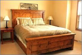 full size wood bed – troulanabanda.info