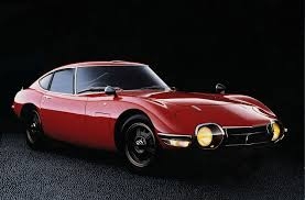 coolest sports cars. toyota 2000gt coolest sports cars