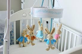 peter rabbit nursery peter rabbit al mobile and peter rabbit nursery items by beloved beloved creations
