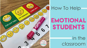 Ideas To Teach Emotional Regulation In The Classroom
