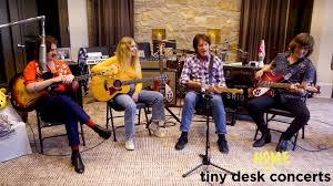 Npr music tiny desk concert. Fogerty S Factory John Fogerty Family Tiny Desk Home Concert Irocknashville Com