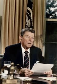president reagan s speech to a nation reeling after challenger  president reagan s speech to a nation reeling after challenger disaster newshour
