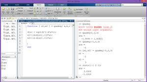 example quadratic equation