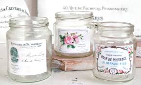 diy vintage french apothecary jars and bottles by dreams factory