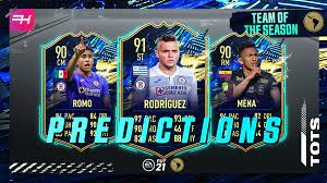 FIFA 21 LATAM Team of the Season Predictions - Futhead News