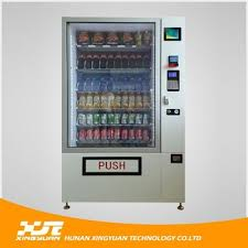 Vending Machine With Card Reader For Sale Delectable 48 Hot Sale Bottled Water Vending Machine With Card Reader Buy