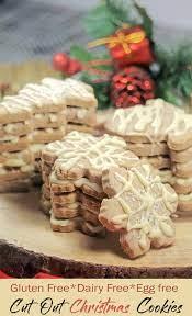 gluten free cookies vegan