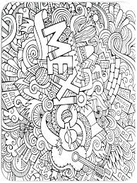 Adult Anti Stress Coloring Pages Free Betterfor