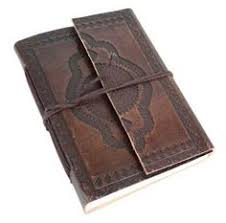 added to this range is a selection of notebooks with either leather or canvas covers with