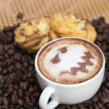 Cookie Coffee Cups Coffee And Cookie Stock Photo Ac Tiverylucky 31349623