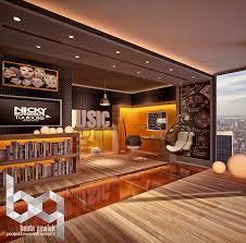 Music Themed Teen Bedroom